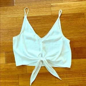 Free People Two tie for you ivory brami